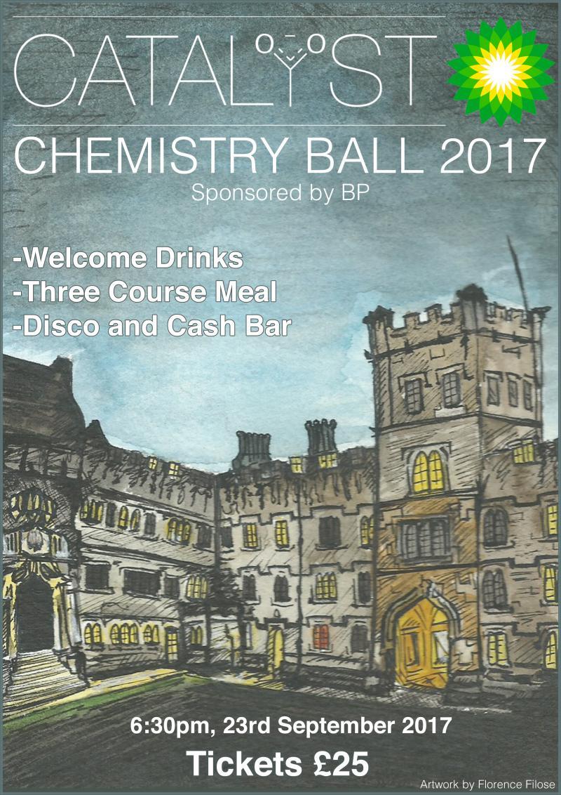 Chemistry Ball Poster